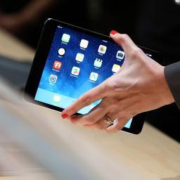 Apple verkoopt minder iPads