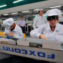 'Foxconn neemt 100.000 mensen aan voor productie iPhone 6'