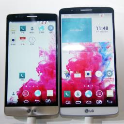 Kleinere versie LG G3 uitgelekt in China