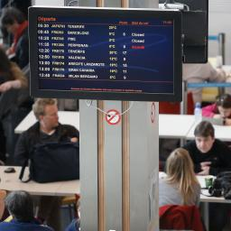'Luchthaven Charleroi was met malware besmet'