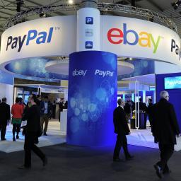 Paypal wordt afgesplitst van moederbedrijf Ebay