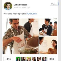 Google+ voor Android krijgt nieuw uiterlijk