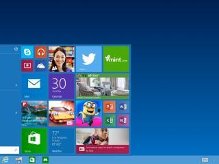 Microsoft frist Windows op met kleine aanpassingen