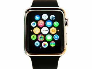 Apple-horloge met duidelijke visie kampt met kinderziektes